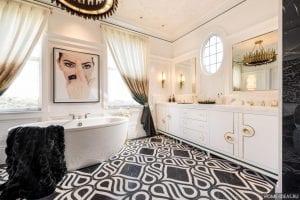 Ванная: покраска стен или все-таки плитка? Развенчание 7 главных заблуждений
