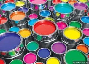 Выбираем безопасную краску для дома