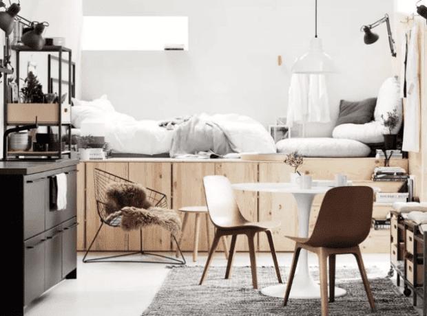 как увеличить маленькую квартиру