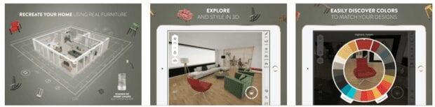 Amikasa - 3D-планировщик этажей с дополненной реальностью