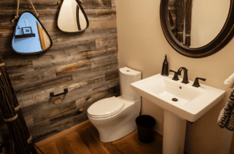Ванная комната дешево и красиво фото
