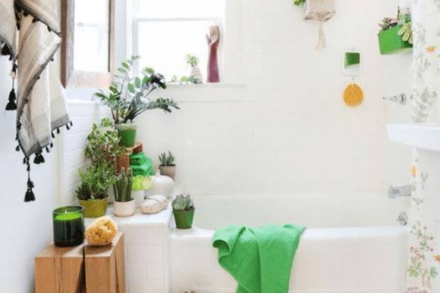 Ванная комната: дешево и красиво — фото